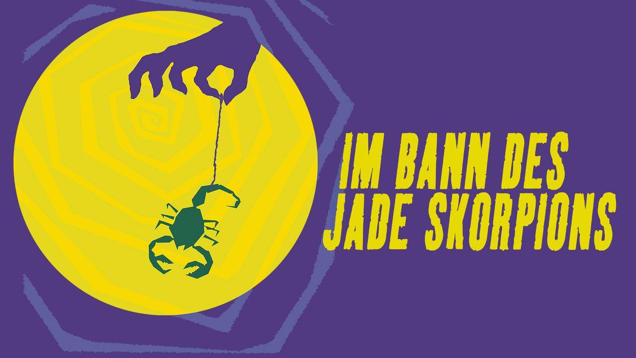 Im Bann des Jade Skorpions